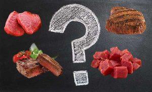 Kaj pa meso? Ekološko, konvencionalno…