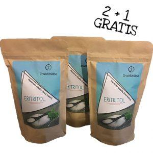 Naravno sladilo Eritritol 2+1 gratis