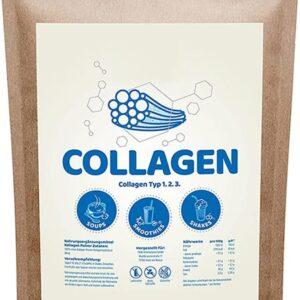 Hidrolizirani kolagen tipa 1, 2 in 3 – 500 g