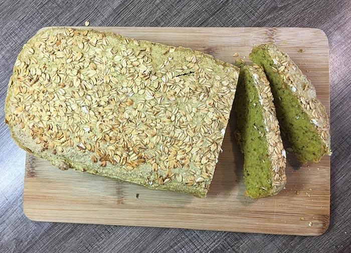 Proseni (ovseni) kruh brez kvasa