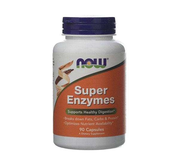Prebavni encimi za prebavo beljakovin, maščob in ogljikovih hidratov