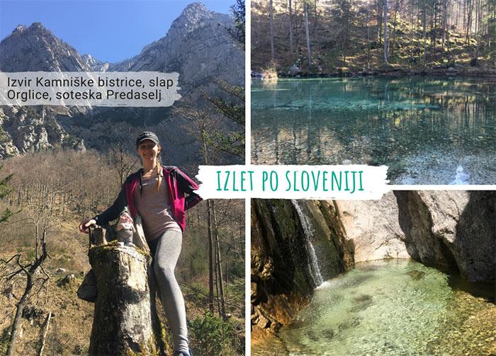 Izlet po Sloveniji – Kamniška Bistrica in slap Orglice