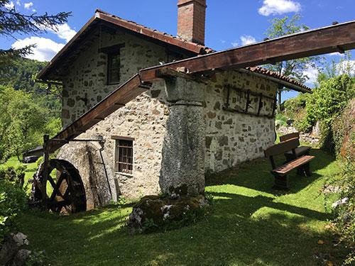 Lazarjev mlin, izlet po sloveniji