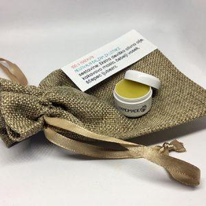 PAKET OBDARUJ – 100 % naravni, negovalni balzam za ustnice 10+2 gratis