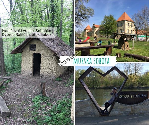 Izlet po Sloveniji – Murska Sobota s prelepo okolico